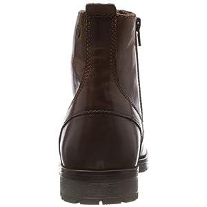 JACK & JONES Herren Jfworca Leather Boot Cognac Noos Klassische Stiefel