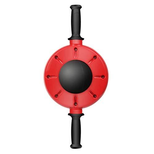 360-Grad-Haushalts-AB-Rollen-Rad Für Kernbauch-Übungs-Fitness-Krafttraining (20 Roulette-rad)