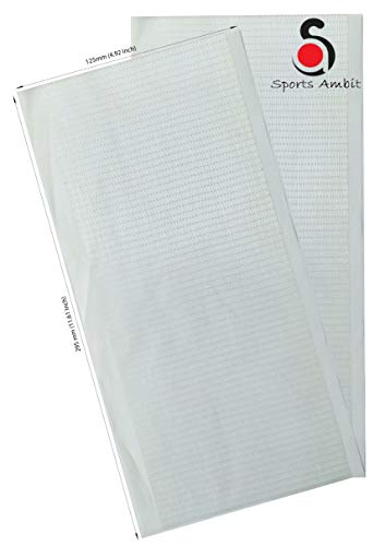 Sports AmbitTM Fiberglass Protection Tape for Cricket Bat, Pack of 2