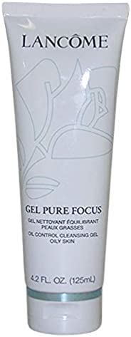 Lancome Gel Pure Focus Oil Control Cleansing Gel for Unisex - 4.2 oz Cleansing Gel