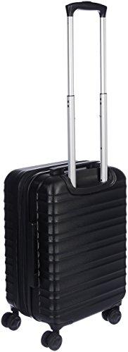 Zoom IMG-3 amazonbasics valigia trolley rigido 55