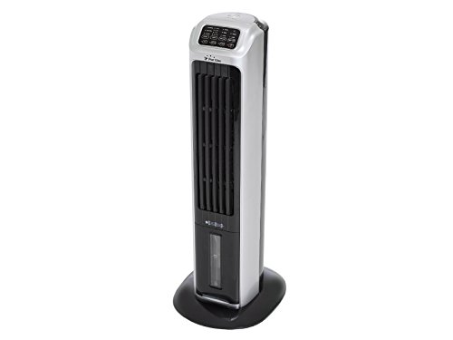 PURLINE RAFY 82 Rafraîchisseur d air au format tour de ventilation avec chauffage et ioniseur efficace et élégante