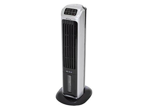 Purline Rafy 82 - Climatizador evaporativo con función calor, humidificador, ionizador, 70...