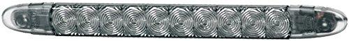 HELLA 2DA 343 106-021 Zusatzbremsleuchte, LED Bremslicht, Anbau hinten, 3000 mm Kabel, 12 V