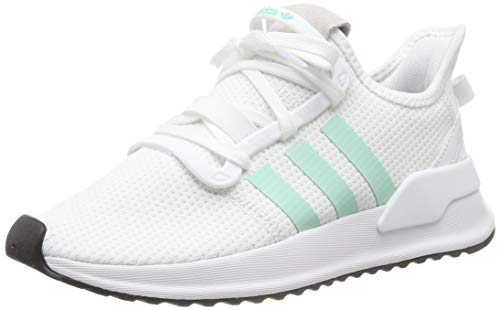 adidas Damen U_Path Run W Sneaker, Weiß (Footwear White/Clear Mint/Core Black 0), 40 EU