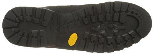 MILLET Trident, Scarpe Sportive Outdoor Uomo Gris (Grey/Red)