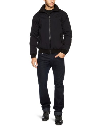 Musto Snug Blouson schwarz Yacht Men's Jacket Schwarz - Schwarz
