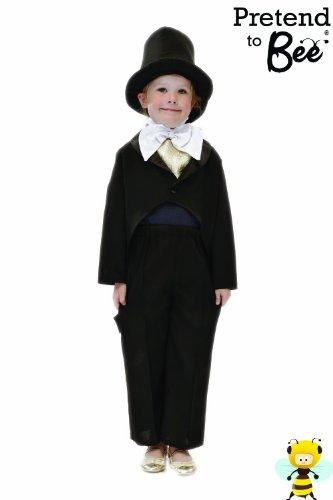 Victorian Gent Age 9-11 years - Artful Dodger Kostüm