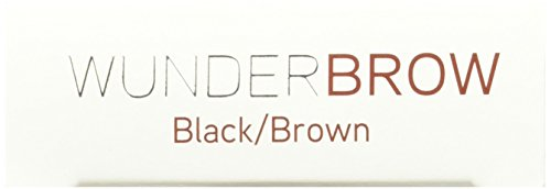 WUNDERBROW – Perfect Eyebrows in 2 Mins – Black/Brown