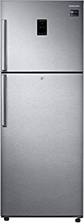 Samsung 415 L 3 Star Frost-Free Double Door Refrigerator (RT42K5468SL/TL , Easy Clean Steel)