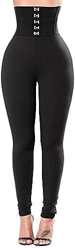 42264eced924da Damen Dünne Elastische Hose, Yogogo Damen Yoga Leggings Hose Größe Pants  Lange Ärmel Druck für Laufen... Hohe Knopf nnvcop4258-Kleidung