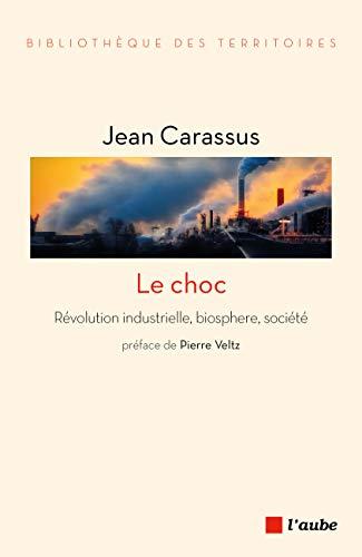 Le choc: Révolution industrielle, biosphère, société (Bibliothèque des territoires) (French Edition)