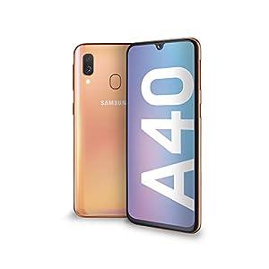 Samsung Galaxy A40 64GB Smartphone Coral - Italian Version