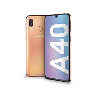 "Samsung A40 Coral 5.9"" 4gb/64gb Dual SIM (B07PRD7FY4) 