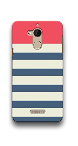 Kaira Printed Back Cover for Coolpad Note 5 (Multicolour)
