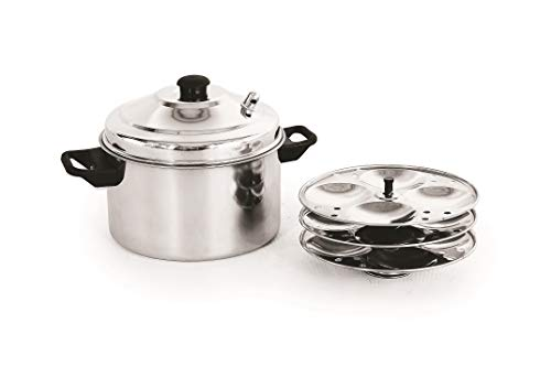 Steel Induction 12PC IDLI Maker