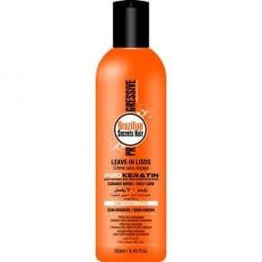 Brazilian Secrets Hair - Leave-In Pro.Keratin 250Ml Soin Sans Rinçage