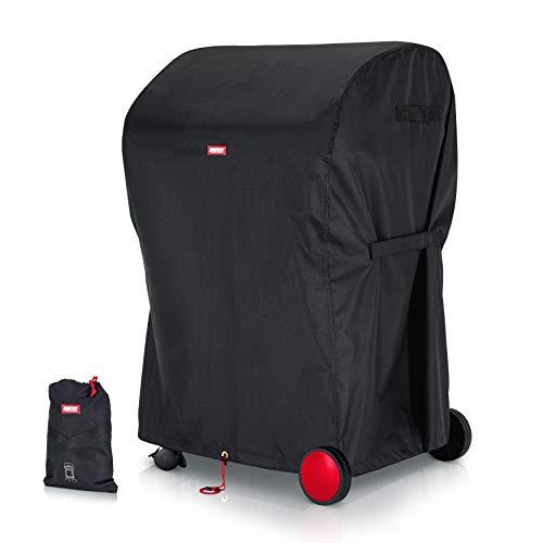 BARTSTR Premium Grillabdeckhaube 105 x 65 x 115 - Höchste Qualität für Deinen Grill - Grillabdeckung der Extraklasse
