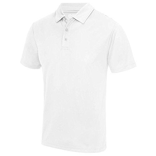 AWDis Herren Modern T-Shirt Weiß (Arctic White)