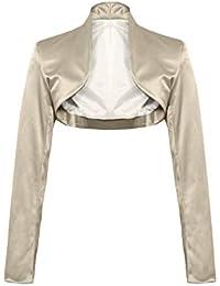 E it Giacche Donna Tailleur Amazon Oro Abbigliamento qPtO7z