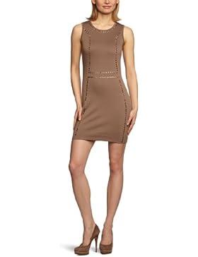 VERO MODA Damen Kleid (mini) 10089449 Yda SL Mini Dress