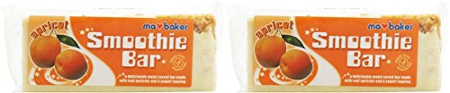 (2 Pack) - MA BAKER Smoothie Bar - apricot| 100 x 20 GX |2 Pack - Super Saver - Sparen Sie Geld - Apricot Smoothie