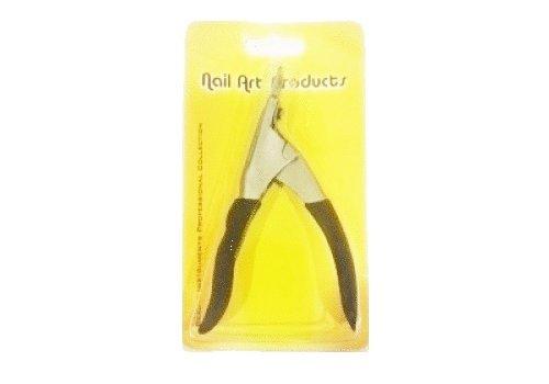 TNBL Nail Tip Cutter en caoutchouc noir