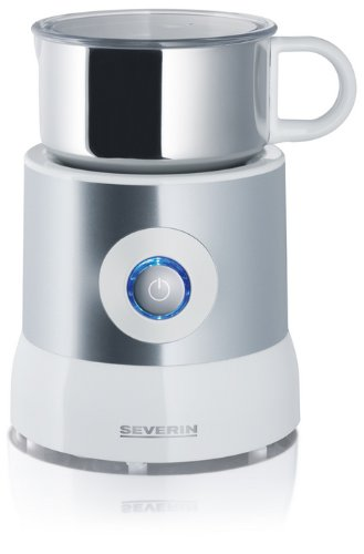 Severin 500 ml Induction Milk Frother, Silver
