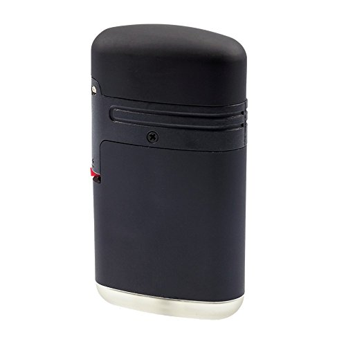 Easy Torch 8 Double Sturmfeuerzeug in 6 Farben sortiert mit Doppelturboflamme