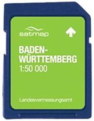 Satmap GPS System Karte 1:50000 Deutschland (2)