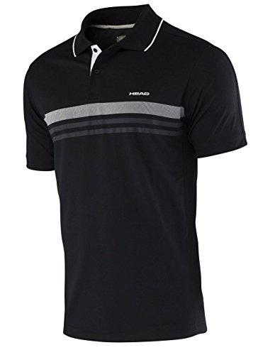 adidas Oberkörper-Bekleidung Club Polo Shirt Technical Boys Schwarz