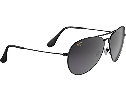 cfc9626879264 Maui Jim Sonnenbrille (Mavericks GS264-02 61)