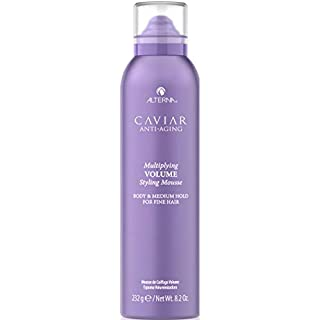 Caviar Anti-Aging by Alterna Multiplying Volume Styling Mousse 232g