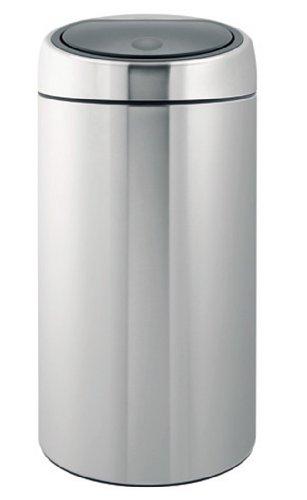 Touch Bin 45 L De Luxe mit Kunststoffeinsatz / Deckel Fingerprint proof