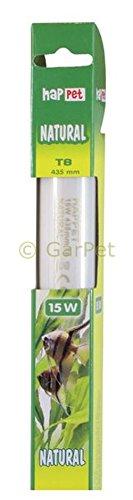Happet T8 Aquarium Leuchtstoffröhren Leuchtmittel Neonröhre Lampe Röhre Beleuchtung (NATURAL, 30 W)