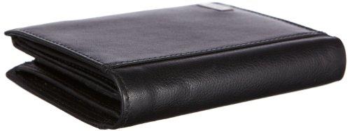 Maitre HF 4060001013 Unisex-Erwachsene Geldbörsen 10x13x1 cm (B x H x T) Schwarz (Black 900)