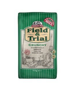 30kg Skinner's Field & Trial Crunchy Dog food (2 x 15kg)