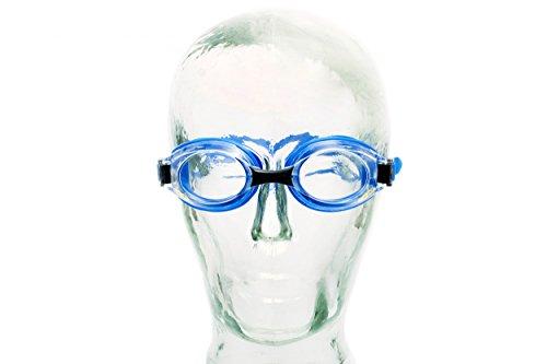 Aqua Speed ® LUMINA Gafas de natación, graduación de -1.5 a -8.0 dioptrías, UVA/UVB 100 % de serie, Größe:-4.0;Modell:Lumina / blu / sin colorazione