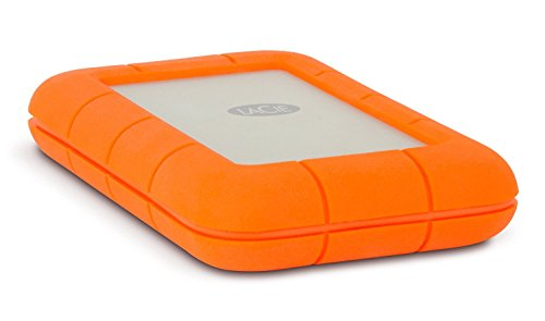 LaCie Rugged Thunderbolt 1 TB SSD Festplatte - for MAC - LAC9000602