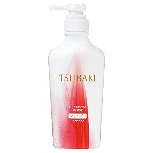 Tsubaki Kettensatz Japan Tsubaki Extra Moist Shampoo Größe 450ml