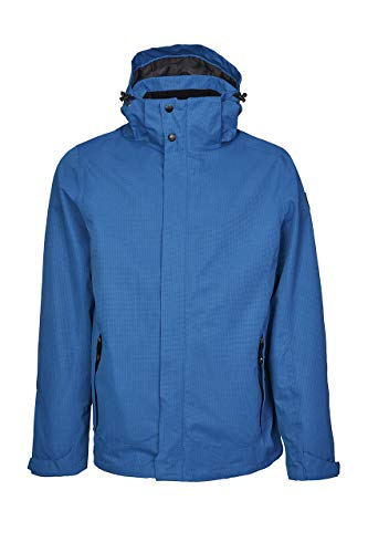 Killtec Herren Xenios Outdoor Jacke , Blau (petrolblue 811) , S