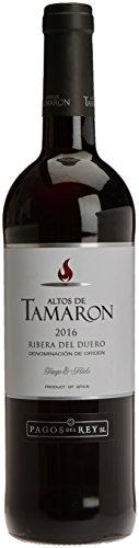 Altos De Tamarón - Vino del Duero  Año 2016, Pack de 6 x 75 cl, Total: 450 cl