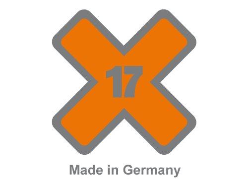 X17 Notizbuch/Notizheft A6