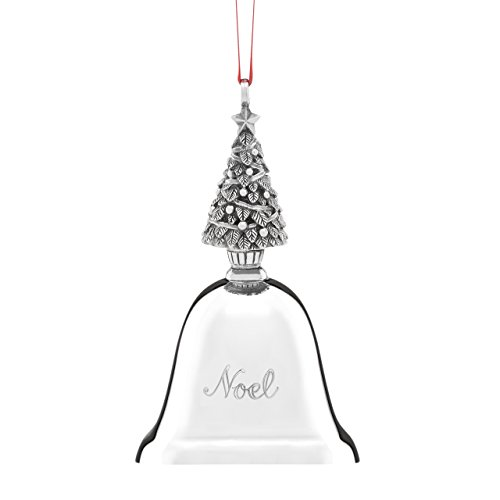 Reed & Barton Noel Bell Ornament -