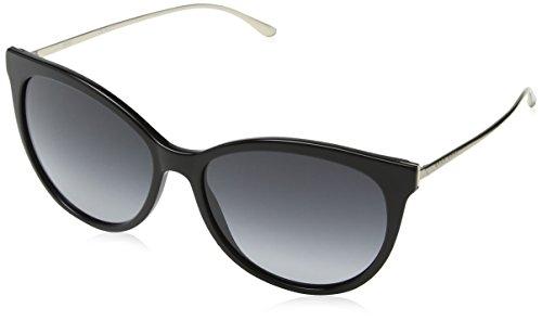 BOSS Hugo Damen 0892/S 9O RHP Sonnenbrille, Schwarz (Blk Light Gld/Dark Grey Sf), 57
