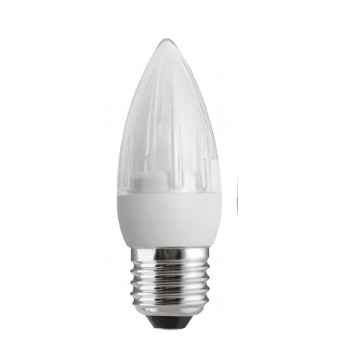 GE Lighting 2.4W F LED Bulb A+ Energy Rating 120 Lumens Ref 98781 [Pack 10]