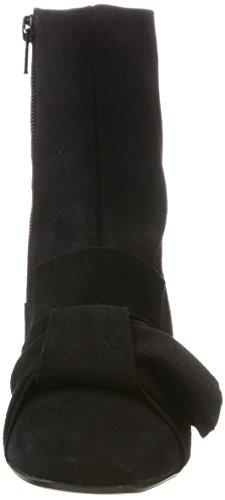 KMB Damen Oran Stiefel Schwarz (Black)