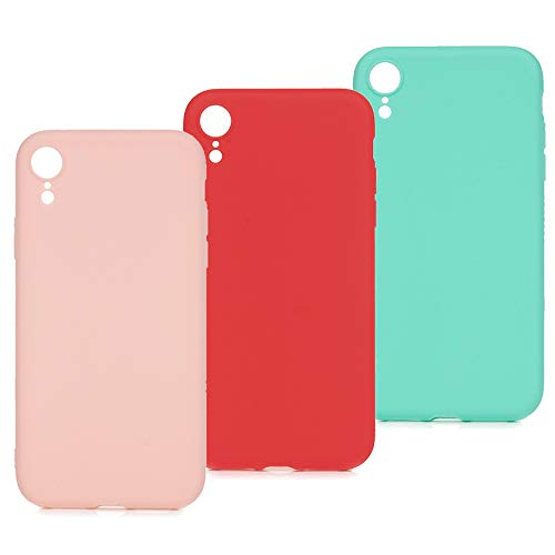 Beaulife. 3X Candy Color Hülle iPhone XR (6.1