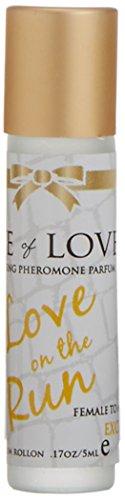 """EYE OF LOVE Parfum\""""Love on the run - Begeisterung\"""" für Frauen"""