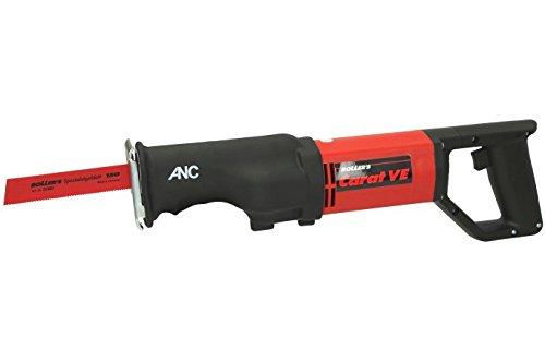 Preisvergleich Produktbild ROLLER'S Carat ANC VE Set! Elektro-Universalsäbelsäge mit Vario-Elektronik, 1050 W, 1 Spezialsägeblatt 150-1,8/2,5, im Stahlblechkasten.
